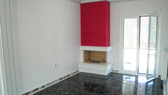 Ανακαίνιση κατοικίας στα Πετράλωνα